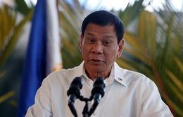 Philippines huy động lại cảnh sát chống ma túy