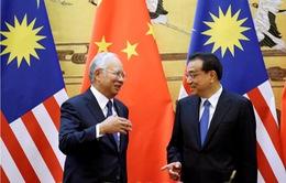 Malaysia - Trung Quốc tăng cường hợp tác quốc phòng