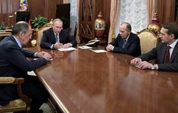 Tổng thống Nga: Hành động ám sát Đại sứ nhằm phá hoại tiến trình hòa bình ở Syria
