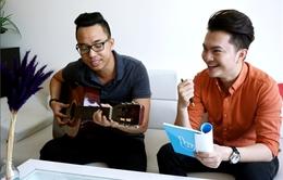 Ghé thăm căn hộ chung cư giản dị của nhạc sĩ Nguyễn Hồng Thuận