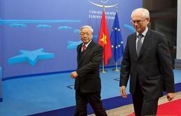 Công bố Hiệp định Thương mại tự do EU – Việt Nam