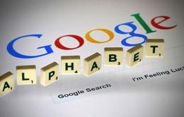 Alphabet là tập đoàn có giá trị vốn hoá cao nhất thế giới