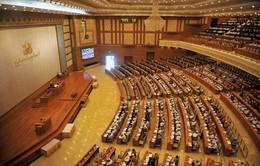 Quốc hội Myanmar bầu Chủ tịch và Phó Chủ tịch Lưỡng viện
