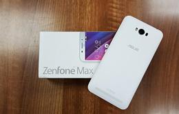Asus ZenFone Max: Pin 5.000 mAh, lấy nét laser, giá 4,5 triệu đồng