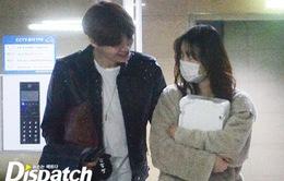 Lộ ảnh nàng Cỏ Goo Hye Sun hẹn hò trai trẻ