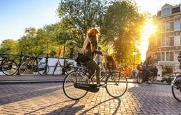 Đan Mạch khánh thành tuyến đường mới dành cho xe đạp