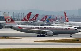 Nối lại các chuyến bay từ Hà Nội và TP.HCM sang Istanbul