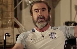 Eric Cantona tự ứng cử chức HLV trưởng ĐT Anh