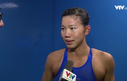 Ánh Viên: Thi đấu ở Olympic mới biết trình độ của mình tới đâu