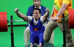 Phá sâu kỷ lục thế giới, Lê Văn Công giành HCV Paralympic ấn tượng