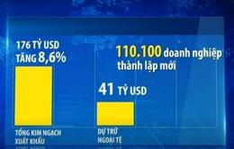 Bức tranh kinh tế Việt Nam năm 2016 có gì nổi bật?