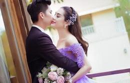 Lâm Khánh Chi bất ngờ tung ảnh cưới đẹp mê hồn