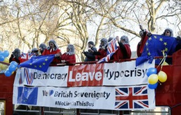 Kết thúc phiên điều trần Brexit tại Tòa án tối cao Anh: Chờ kết luận vào tháng 1/2017