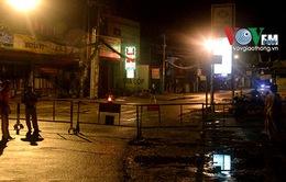 Sập mố cầu Tân Kỳ Tân Quý: Chờ 20 ngày để xây cầu tạm