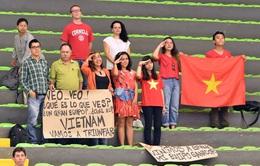 Thất bại trước ĐT Nga, Futsal Việt Nam vẫn ghi điểm trong mắt CĐV