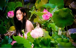 """""""Cô nàng ngổ ngáo"""" Jun Ji Hyun gợi cảm trong phim truyền hình mới"""