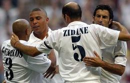 Huyền thoại Brazil úp mở việc trở lại Real giúp sức Zidane