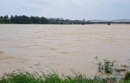 Các hồ thủy điện ở Thừa Thiên Huế xả nước điều tiết