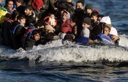 Đức hối thúc Hy Lạp tăng cường tiếp nhận di dân