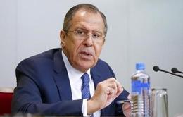 Nga và Đức nhất trí cần tiến hành các cuộc hòa đàm Syria