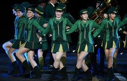 Nga: Đặc sắc Liên hoan Quân nhạc quốc tế tại Moscow