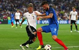 VIDEO EURO 2016: Xem lại trận bán kết EURO 2016, Pháp 2-0 Đức