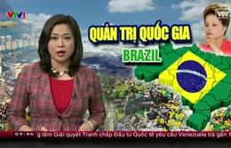 Brazil đã sa lầy khủng hoảng như thế nào?