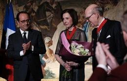 Doanh nhân Mỹ tặng Pháp bộ sưu tập nghệ thuật 350 triệu Euro