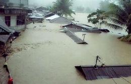 Indonesia ban bố tình trạng khẩn cấp do lũ lụt