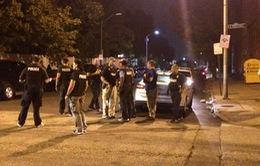Xả súng ở Đông Baltimore (Mỹ), 8 người bị thương