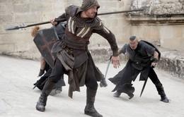 Phim mới của Michael Fassbender tung trailer tráng lệ