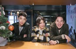 """Khám phá hậu trường thú vị của phim Hàn Quốc """"Tình yêu ngay thẳng"""""""