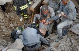 Italy công bố hàng loạt biện pháp hỗ trợ nạn nhân động đất