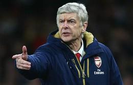 """Wenger """"cười khẩy"""" trước thông tin sắp... mất ghế"""