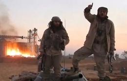 IS tái chiếm thành phố Palmyra, Syria