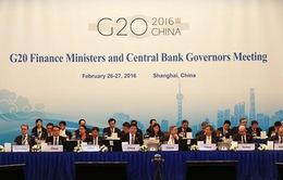 G20 cam kết hỗ trợ phục hồi kinh tế toàn cầu