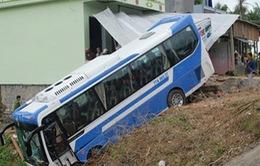 CLB U19 Bình Định gặp tai nạn vì mưa lớn