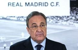 Thua đau derby, CĐV Real Madrid hò hét đòi truất ngôi Chủ tịch Perez