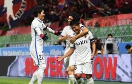 VIDEO, FIFA Club World Cup 2016: Đánh bại Mamelodi Sundowns, Kashima Antlers giành vé vào bán kết