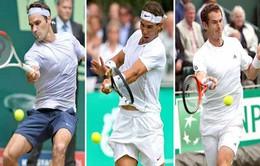 Madrid Masters 2016: Nadal, Federer, Murray rơi vào cùng nhánh đấu