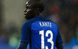 """Zidane thừa nhận """"kết"""" N'Golo Kante"""