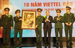Viettel kỷ niệm 10 năm đầu tư nước ngoài