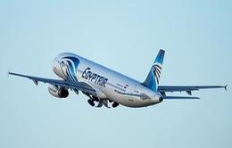 Mảnh vỡ tìm thấy không phải của máy bay EgyptAir