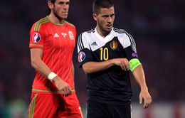 "Cầu thủ Bỉ: ""Gareth Bale đẳng cấp hơn Hazard"""