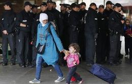 Số người tị nạn tới Đức có xu hướng giảm