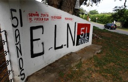 Chính phủ Colombia khởi động đàm phán hòa bình với ELN