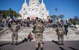 Châu Âu cảnh giác cao độ trước thềm năm mới