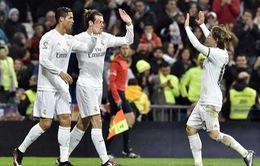 HLV Zidane khởi đầu triều đại tại Real Madrid bằng chiến thắng 5 sao