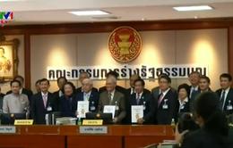 Thái Lan ấn định ngày trưng cầu dân ý về dự thảo Hiến pháp