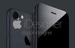 Lung linh concept iPhone 7 với tông đen huyền bí